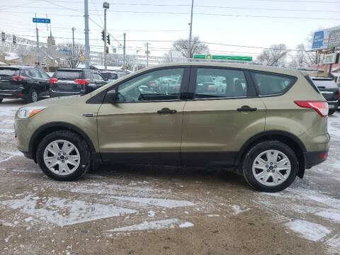 2013 Ford Escape for sale at Bob Boruff Auto Sales in Kokomo IN