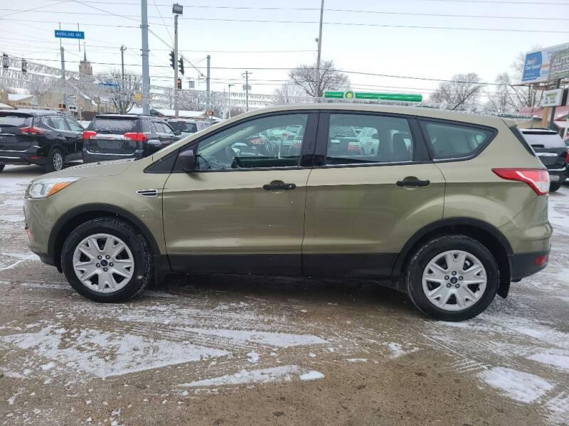 2013 Ford Escape for sale at Bob Boruff Auto Sales in Kokomo IN