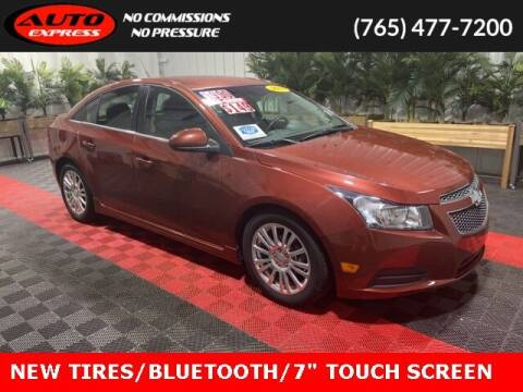 2013 Chevrolet Cruze for sale at Auto Express in Lafayette IN
