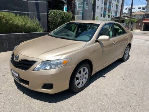 2011 Toyota Camry for sale at FJ Auto Sales North Hollywood in North Hollywood CA