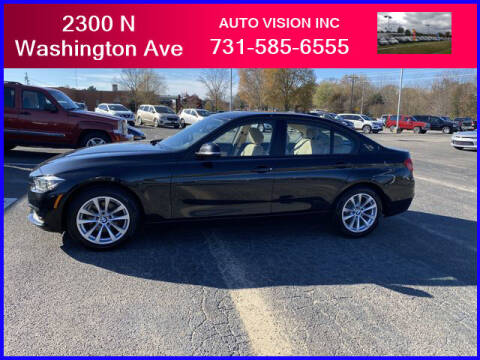 2018 BMW 3 Series for sale at Auto Vision Inc. in Brownsville TN