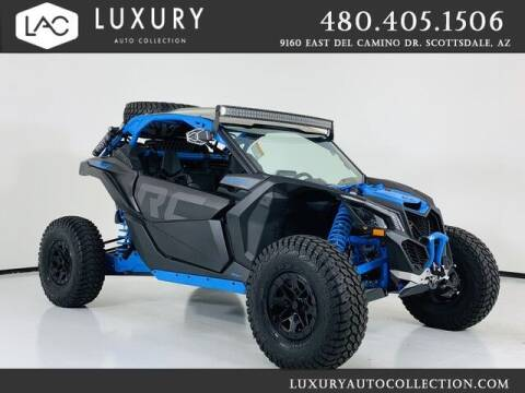 2019 Can-Am Maverick X3 for sale at Luxury Auto Collection in Scottsdale AZ