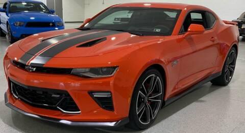 2018 Chevrolet Camaro for sale at Hamilton Automotive in North Huntingdon PA