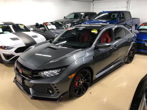 2019 Honda Civic for sale at Fox Valley Motorworks in Lake In The Hills IL