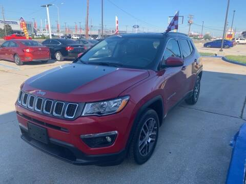 2018 Jeep Compass for sale at Max Quality Auto in Baton Rouge LA