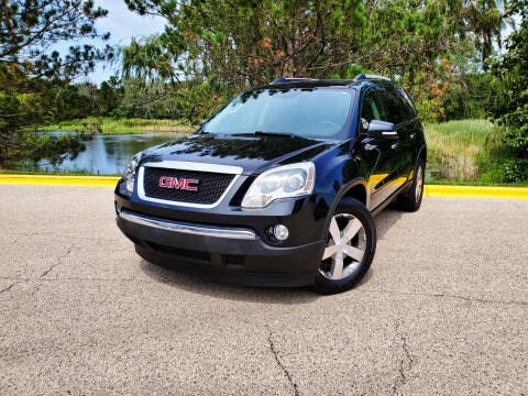2011 GMC Acadia for sale at Excalibur Auto Sales in Palatine IL