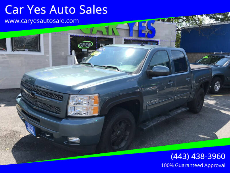 2011 Chevrolet Silverado 1500 for sale at Car Yes Auto Sales in Baltimore MD