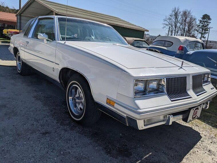 1983 Oldsmobile Cutlass Supreme for sale in Gray Court, SC