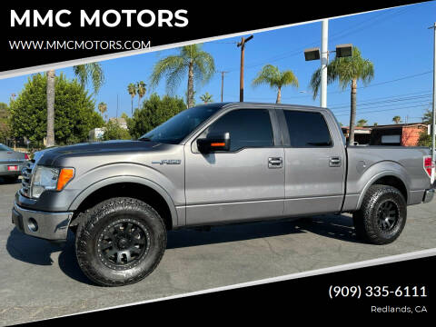 2014 Ford F-150 for sale at MMC MOTORS in Redlands CA