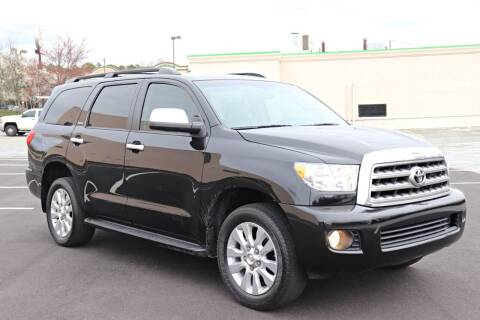 2016 Toyota Sequoia for sale at Auto Guia in Chamblee GA