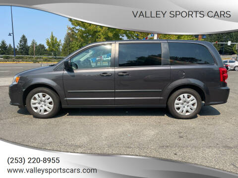 2016 Dodge Grand Caravan for sale at Valley Sports Cars in Des Moines WA