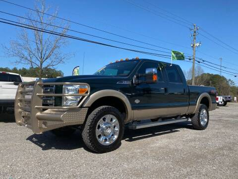 2014 Ford F-350 Super Duty for sale at 216 Auto Sales in Mc Calla AL