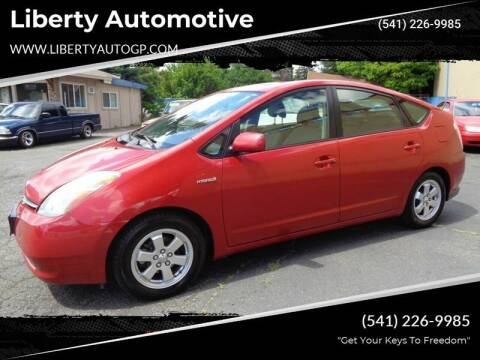 2006 Toyota Prius for sale at Liberty Automotive in Grants Pass OR