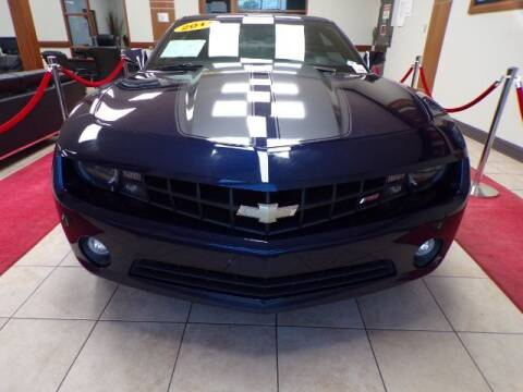2011 Chevrolet Camaro for sale at Adams Auto Group Inc. in Charlotte NC