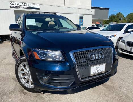 2011 Audi Q5 for sale at KAYALAR MOTORS in Houston TX