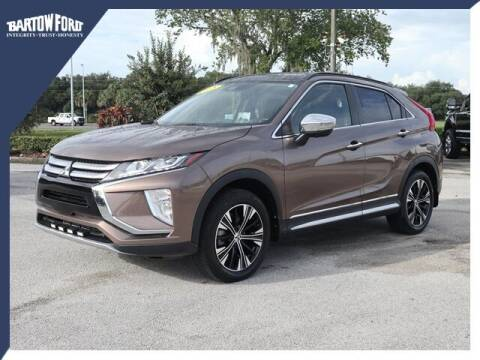 2018 Mitsubishi Eclipse Cross for sale at BARTOW FORD CO. in Bartow FL
