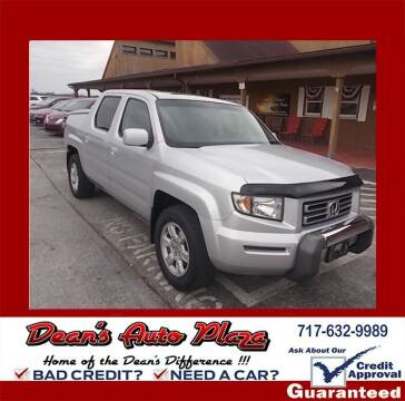 2007 Honda Ridgeline for sale at Dean's Auto Plaza in Hanover PA
