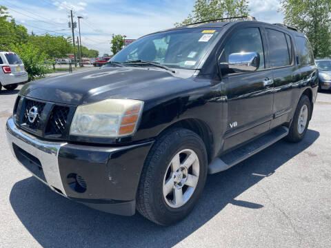2007 Nissan Armada for sale at Diana Rico LLC in Dalton GA