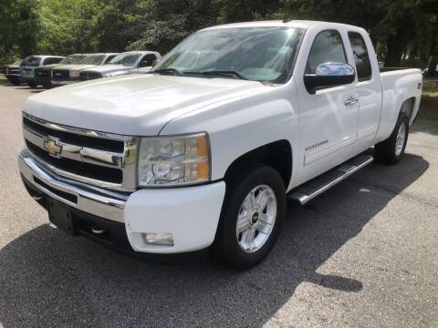 2010 Chevrolet Silverado 1500 for sale at Auto Cars in Murrells Inlet SC