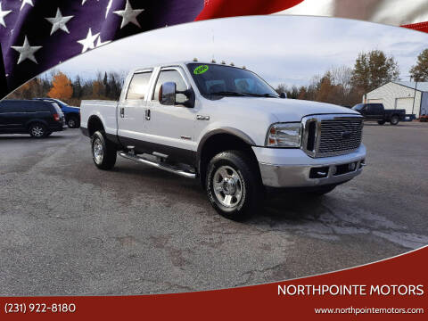 2006 Ford F-350 Super Duty for sale at Northpointe Motors in Kalkaska MI