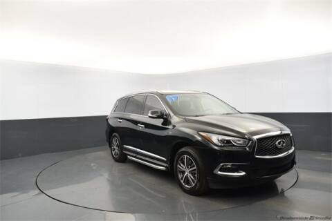 2017 Infiniti QX60 for sale at Tim Short Auto Mall in Corbin KY