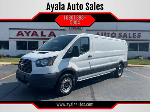 2015 Ford Transit Cargo for sale at Ayala Auto Sales in Aurora IL