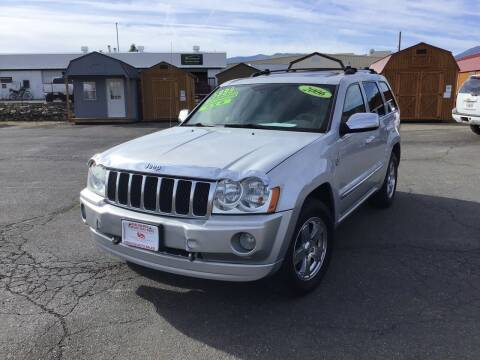 2006 Jeep Grand Cherokee for sale at Siskiyou Auto Sales in Yreka CA