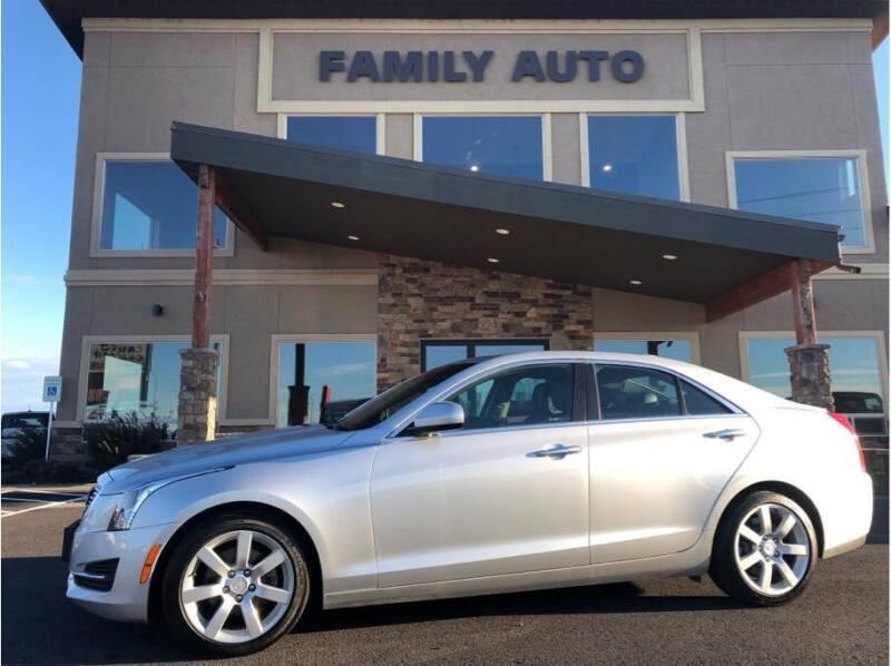 2016 Cadillac ATS for sale at Moses Lake Family Auto Center in Moses Lake WA