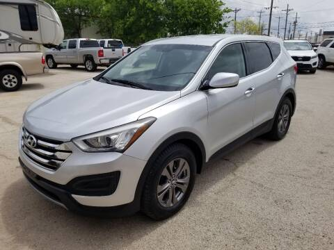 2013 Hyundai Santa Fe Sport for sale at Key City Motors in Abilene TX