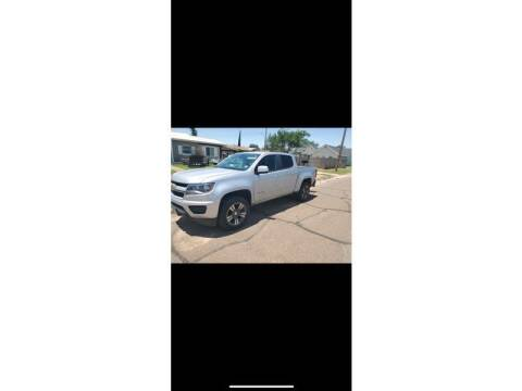 2018 Chevrolet Colorado for sale at STANLEY FORD ANDREWS in Andrews TX