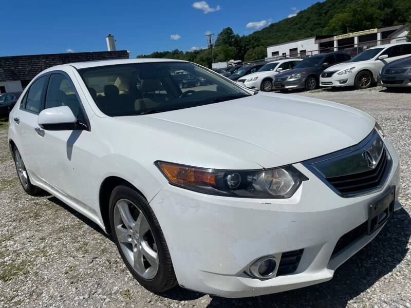 2014 Acura TSX for sale at Ron Motor Inc. in Wantage NJ