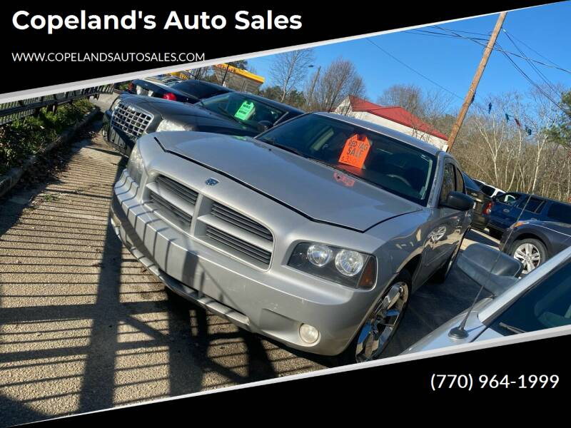 2007 Dodge Charger for sale at Copeland's Auto Sales in Union City GA