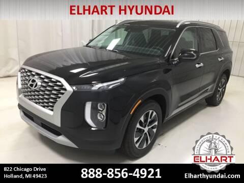 2021 Hyundai Palisade for sale at Elhart Automotive Campus in Holland MI