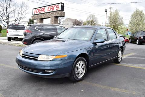 2002 Saturn L-Series for sale at I-DEAL CARS in Camp Hill PA