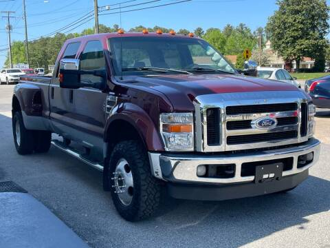 2008 Ford F-350 Super Duty for sale at RVA Automotive Group in North Chesterfield VA
