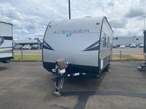 2021 PrimeTime Avenger 16BH for sale at Pro Motors in Roseburg OR