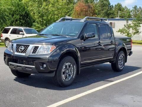 2019 Nissan Frontier for sale at Gentry & Ware Motor Co. in Opelika AL