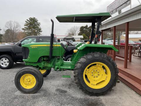 2012 John Deere 5045D for sale at TAVERN MOTORS in Laurens SC