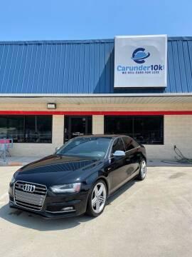 2013 Audi S4 for sale at CarUnder10k in Dayton TN