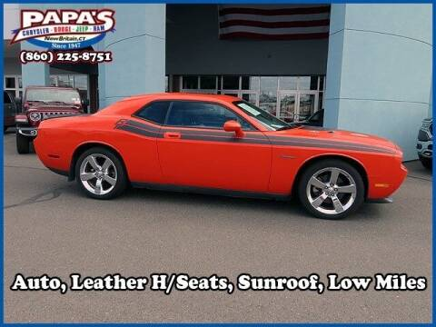 2009 Dodge Challenger for sale at Papas Chrysler Dodge Jeep Ram in New Britain CT