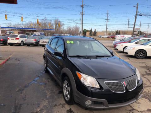 2008 Pontiac Vibe for sale at Drive Max Auto Sales in Warren MI