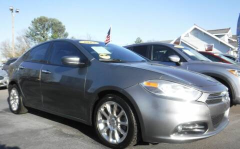 2013 Dodge Dart for sale at Rob Co Automotive LLC in Springfield TN