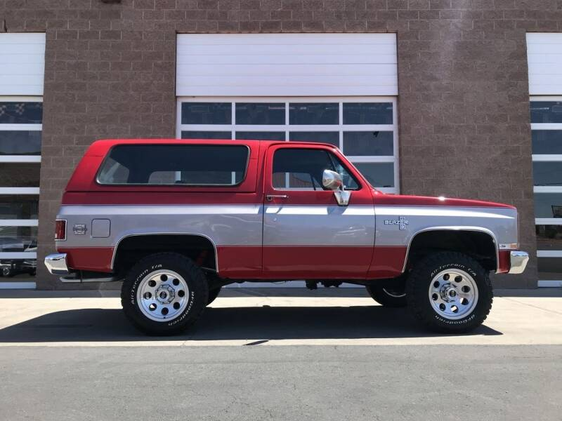 1982 Chevrolet Blazer for sale in Henderson, NV