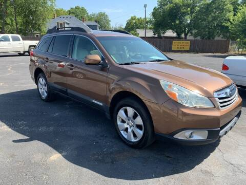 2011 Subaru Outback for sale at Elliott Autos in Killeen TX