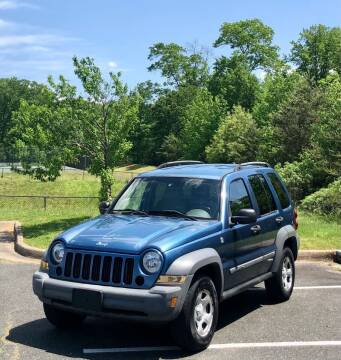 2005 Jeep Liberty for sale at ONE NATION AUTO SALE LLC in Fredericksburg VA