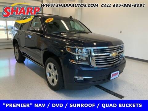 2019 Chevrolet Tahoe for sale at Sharp Automotive in Watertown SD