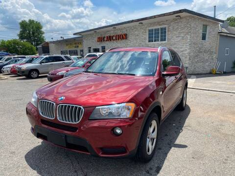2011 BMW X3 for sale at MFT Auction in Lodi NJ
