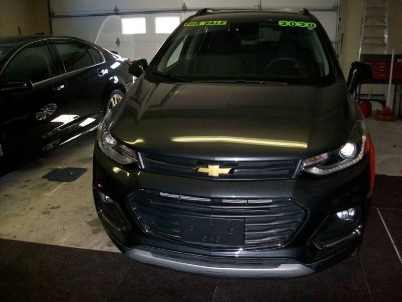 2020 Chevrolet Trax for sale at De Parle Motors Inc in Bridgeport CT