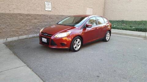 2014 Ford Focus for sale at SafeMaxx Auto Sales in Placerville CA
