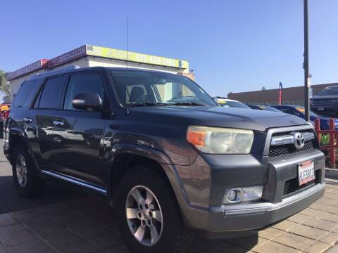 2010 Toyota 4Runner for sale at CARCO SALES & FINANCE in Chula Vista CA